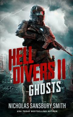 Hell Divers II: Ghosts By Nicholas Sansbury Smith Read by R. C. Bray