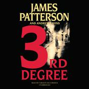 3rd Degree by  James Patterson audiobook