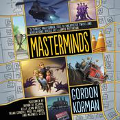 Masterminds by  Gordon Korman audiobook