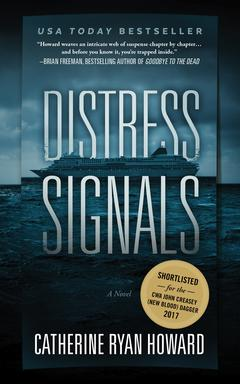 Distress Signals By Catherine Ryan Howard Read by Alan Smyth, Bronson Pinchot, and Suzanne Toren