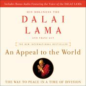 An Appeal to the World by  The Dalai Lama audiobook