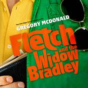 Fletch and the Widow Bradley by  Gregory Mcdonald audiobook