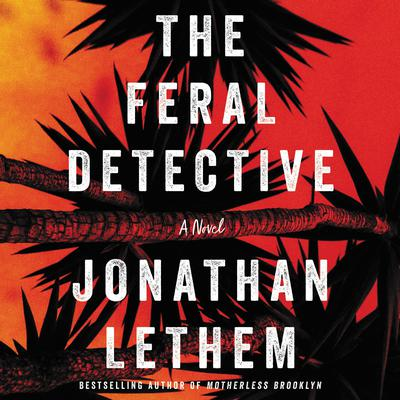 The Feral Detective by Jonathan Lethem audiobook
