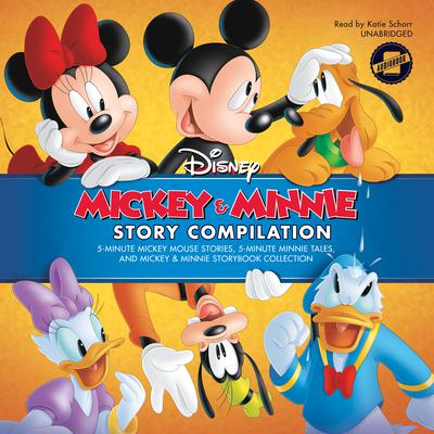 Mickey & Minnie Story Compilation by Disney Press audiobook