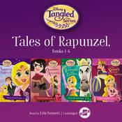 Tales of Rapunzel, Books 1–4 by  Kathy McCullough audiobook
