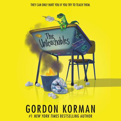 The Unteachables by Gordon Korman audiobook