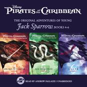 Pirates of the Caribbean: Jack Sparrow Books 4–6 by  Rob Kidd audiobook