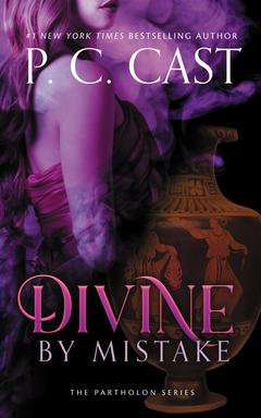 Divine by Mistake By P. C. Cast Read by Lorelei King