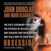 Obsession by  John E. Douglas audiobook