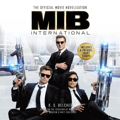 MIB International by R. S. Belcher audiobook