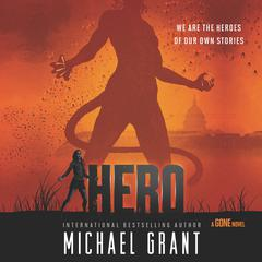 Hero by Michael Grant audiobook